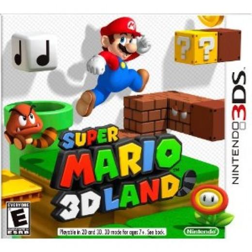 Super Mario 3D Land Best 3DS Game