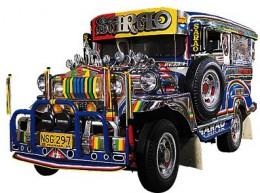 Sarao Philippine Jeepney