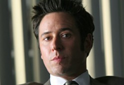 ROB MORROW DON EPPES, F.B.I AGENT ON CBS' NUMBERS