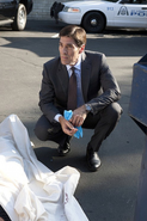 THOMAS GIBSON, AARON HOTCHER, CRIMINAL MINDS.