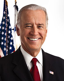 VICE-PRESIDENT OF THE UNITED STATES JOE BIDEN