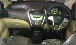 Hyundai Eon Interiors