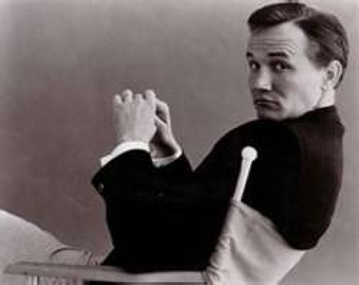 Brilliant songwriter and talent, Roger Miller