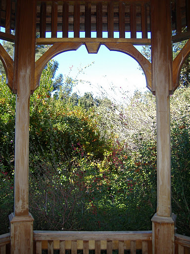 Shinn Historical Park and Gardens in Fremont California