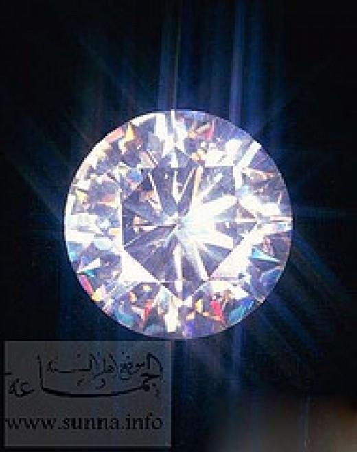 Diamond from !!ii~tHe B;e$f Da'M:n 'T'h;!n9' Source: flickr.com