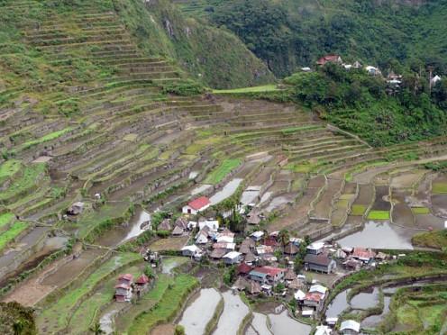 Batad Rice Terraces in Banaue