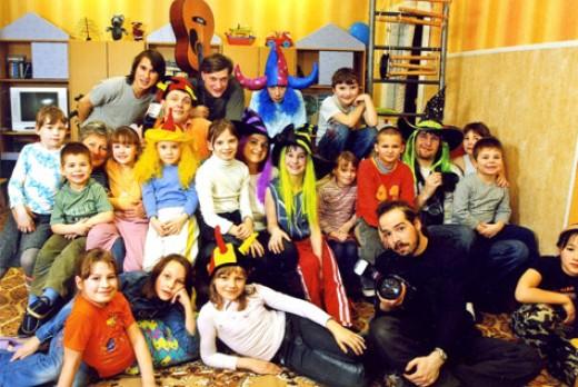 Jupiter manages orphanages