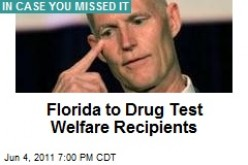 Drug Testing For Welfare Recipients: A New Republican Tax on the Poor.