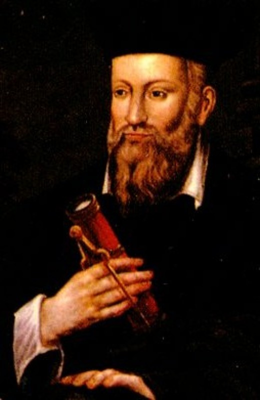 Nostradamus supposedly predicted many events including the rise and fall of Hitler and 9/11.