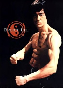 Bruce Lee, the prime paragon of peak physical prowess!