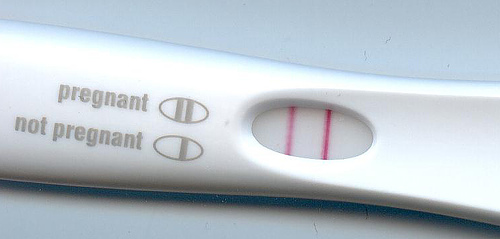 Pregnancy test results can be extremely overwhelming; so take a deep breath before viewing the result strips.
