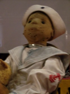 Robert the Haunted Doll