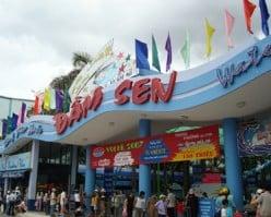 Dam Sen Theme Park Zoo