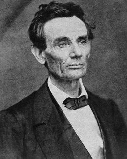 Presiden Abraham Lincoln