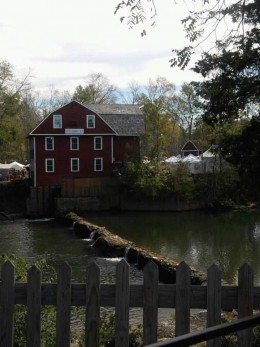 War Eagle Mill and Restaurant is the location of the Ozarks largest craft show.