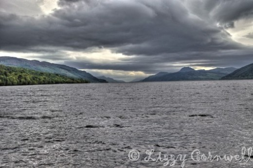 Loch Ness (HDR)