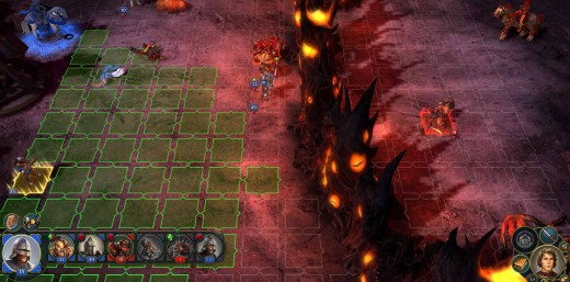 Might and Magic Heroes 6 Scenario 1 Final Fight