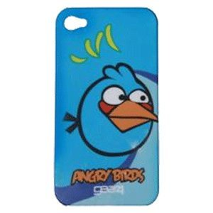 Blue Bird iPhone 4 case