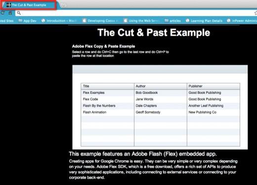 Copy & Paste app