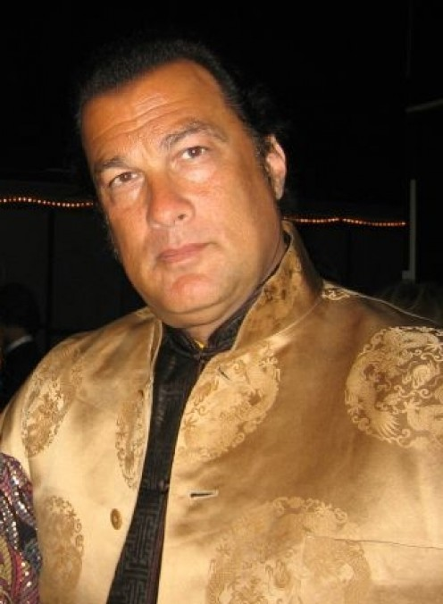 Is Actor Steven Seagal...