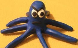 Mad Adult Squid