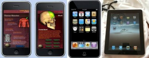 iPhone, iPod Touch, and iPad