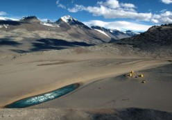 The Dry Valleys, Antarctica