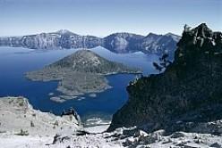 Stratovolcano in Antarctica