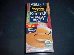 Organic chicken broth is the next best thing to homemade!