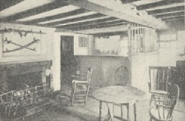Early American Interior Design