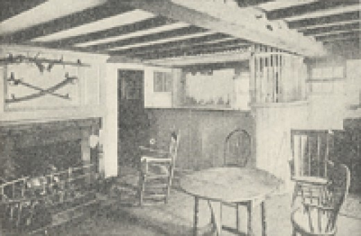 Early American Interior Design