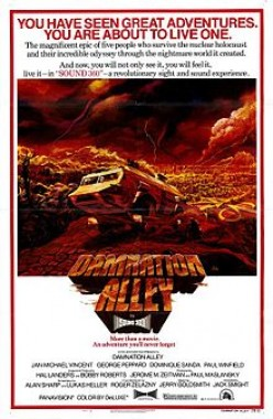 """Damnation Alley"" (1977) Review"