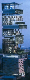 Worlds Most Expensive House (Ambani House)