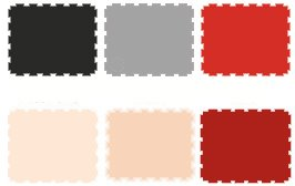 Vintage Red Wedding Color Scheme