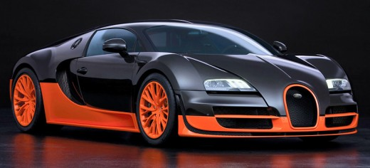 Bugati Veyron Super Sports