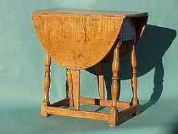 Early American Table