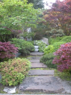 Photo 2 - I simply love all the Japanese Maple trees and shrubs in this particular photo.