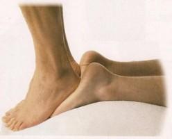 How to make the Shiatsu massage to tired feet