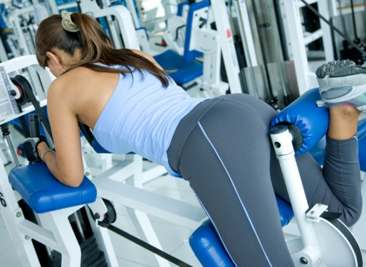 Weight Machines Help Strengthen the muscles in strategic areas
