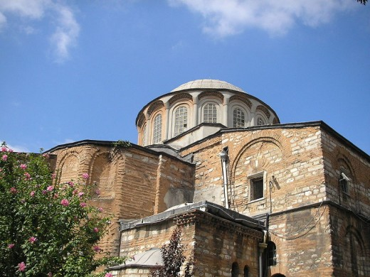 Church of the Holy Saviour in Chora