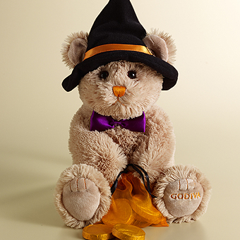 Godiva Halloween Bear