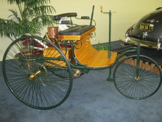 A three wheeler!