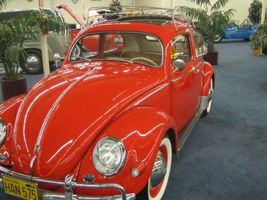 VW convertible, so nice!