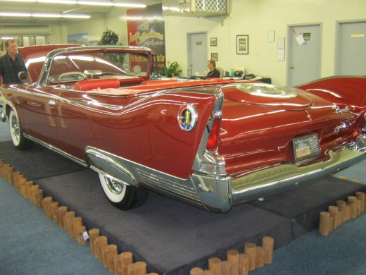 """when cars had """"fins"""""""