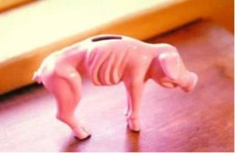 Help your piggy bank stay fat.