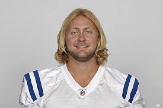 Unaware of his fate: Curtis Painter