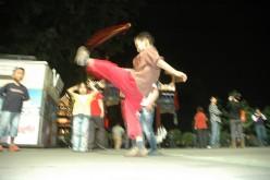 Front kick