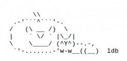 Jack-O-Lanterns in ASCII Text Art