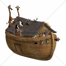 Noah's ark in the story