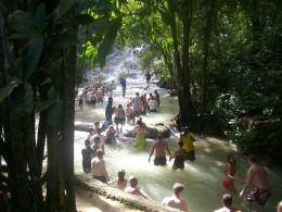 JAMAICA, Dunn's River Falls